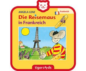 Tiger Media tigercards - Die Reisemaus in Frankreich