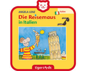 Tiger Media tigercards - Die Reisemaus in Italien