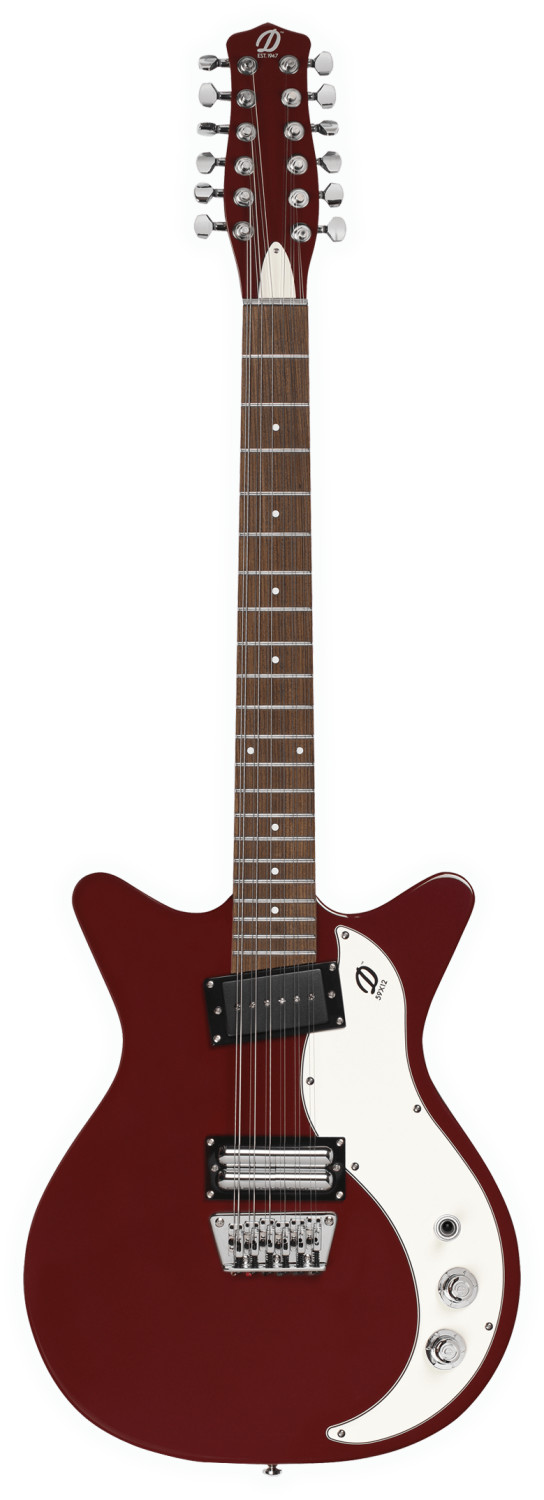 Image of Danelectro Dano 59X12 BRD Blood Red