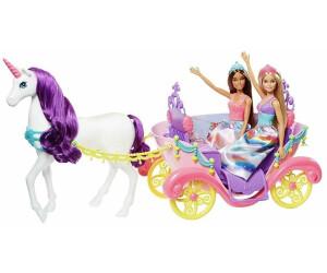 Barbie Einhornkutsche