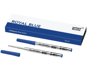 Montblanc Kugelschreibermine Royal Blue F 2 St./Pack (124492)