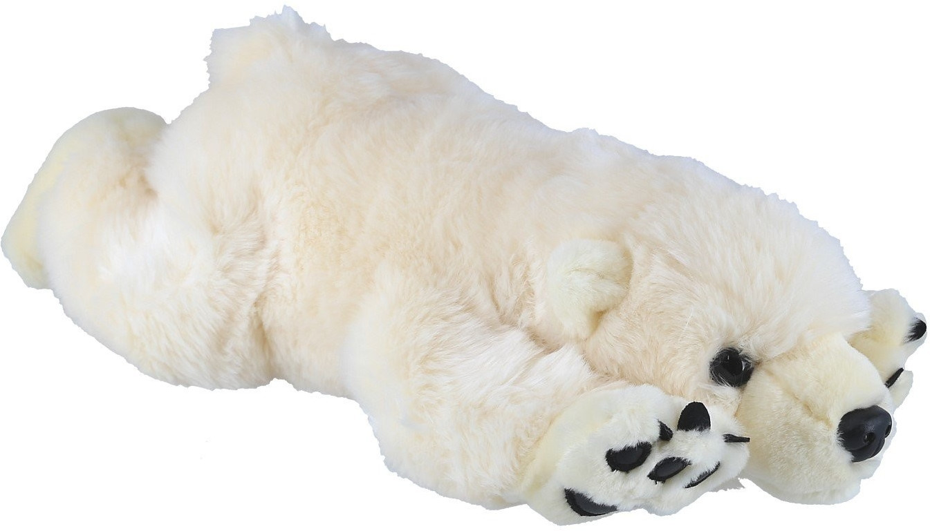 Eisbär Eisbär weiß gross