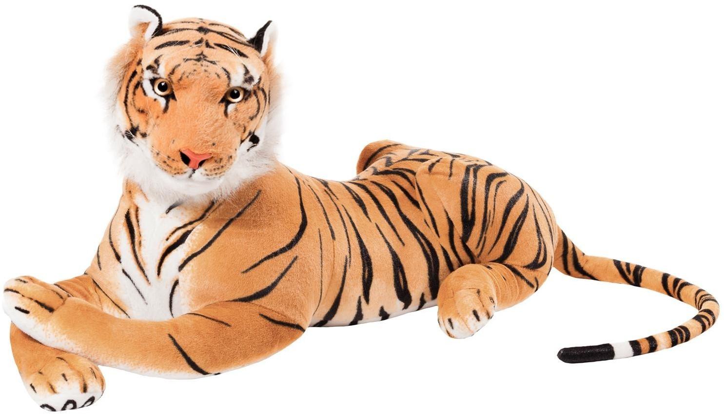 Brubaker Tiger braun 110 cm