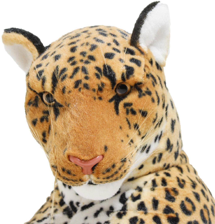 Brubaker Plüsch Leopard 110 cm
