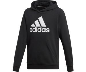schwarzes Adidas Hoody, Gr. 152