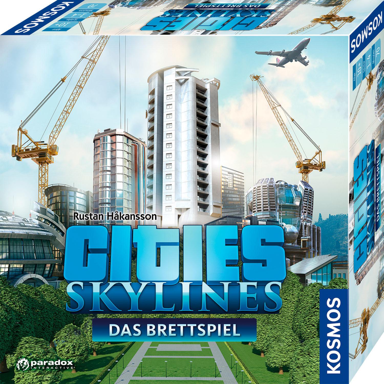 Cities Skylines - Das Brettspiel (69146)