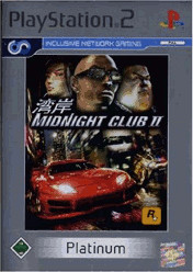 Midnight Club 2 - Street Racing (PS2)