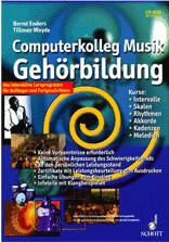 Schott Music Computerkolleg Musik Gehörbildung ...