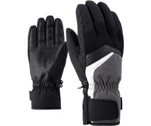 Ziener Herren Skihandschuhe GINOM AS® AW glove schwarz