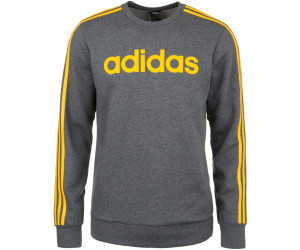 adidas Freizeitpullover Essentials 3S Sweatshirt schwarz