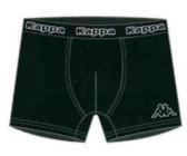 2XL M 10er Pack Herren Kappa Boxershorts schwarz Mix Unterhosen Gr