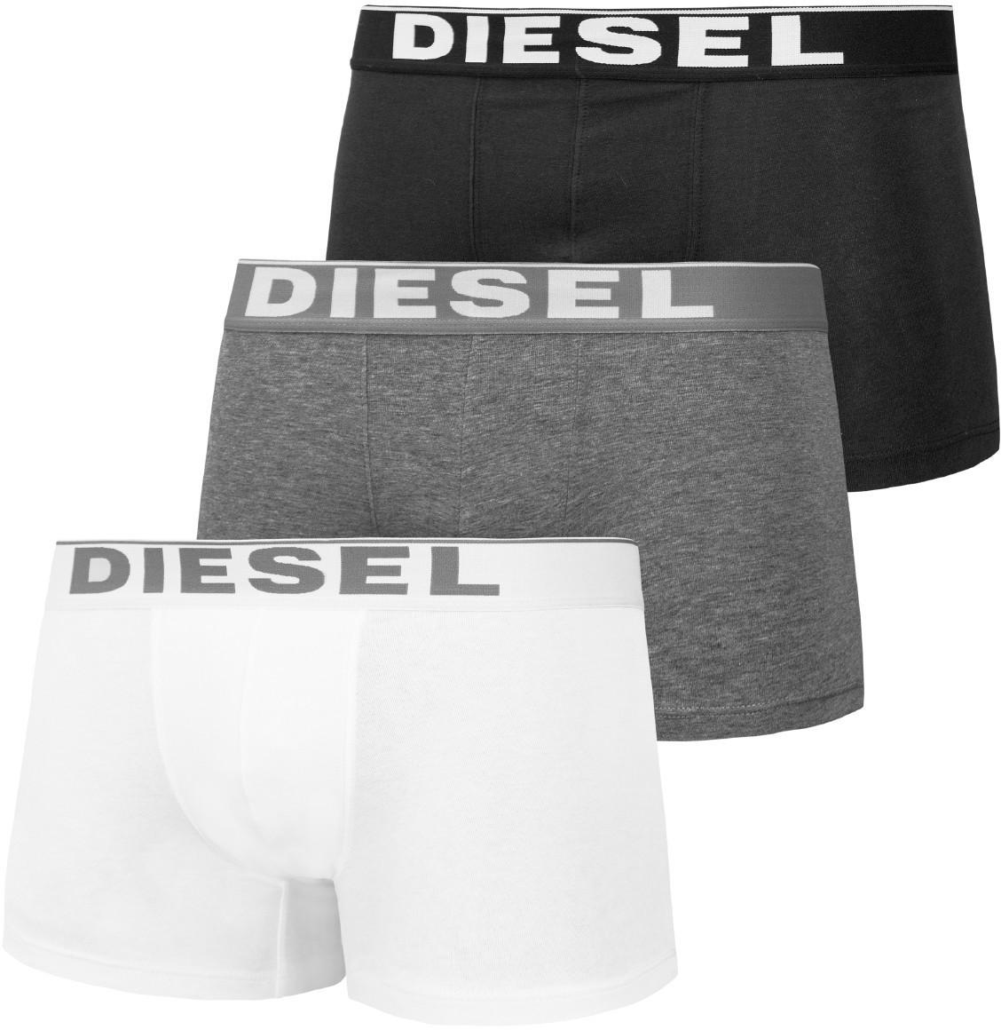 Image of Diesel 3-Pack Boxershorts (00CKY30NTGA)