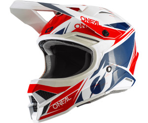 SMITH Fuel V1 Max M Motocross Brille 2019 Orange rot verspiegelte Scheibe