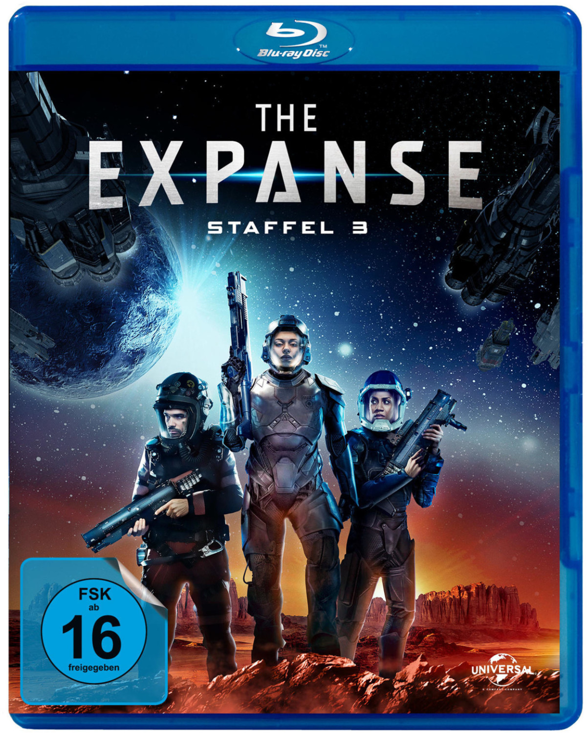 #The Expanse – Staffel 3 [Blu-ray]#