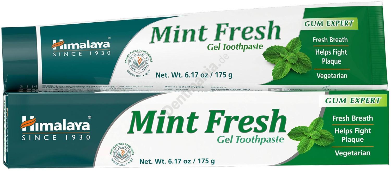 Himalaya Mint Fresh Gel Zahnpasta (75ml)