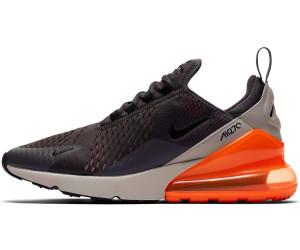 Nike Air Max 270 thunder greydesert sandtotal orangeblack