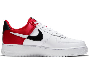 Kaufen Günstig Nike Air Force 1 07 LV8 NBA Weiß Rot BQ4420