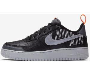 Nike Air Force 1 Under Construction blanche et grise junior
