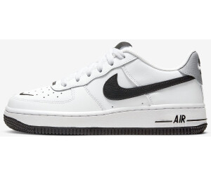 air force 1 gris noir