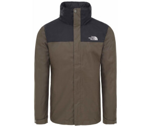 The North Face Herren Evolve II Triclimate Jacke new taupe
