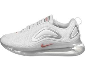 Nike Air Max 720 Women Pure PlatinumMetallic SilverWhite