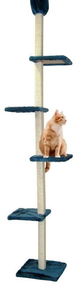 Rohrschneider Kratzbaum Cat Dream 260cm blau