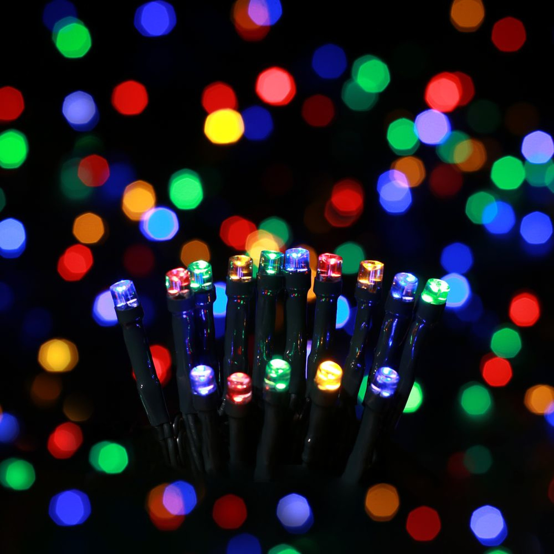 Best Season iSparkle Bluetooth Lichterkette 360 LEDs bunt