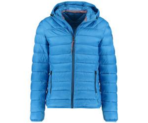 Napapijri Puffer Jacket Aerons Hood aqua (N0YI4X) ab 77,35