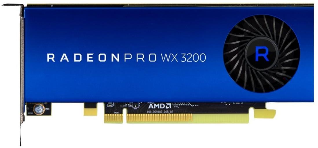 HP Radeon Pro WX 3200