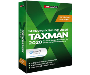 Lexware Taxman 2020 Selbstständige (Box)