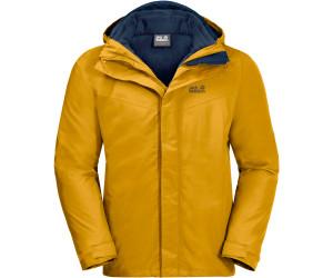 Jack Wolfskin Gotland 3in1 Men golden yellow (1110721 3015