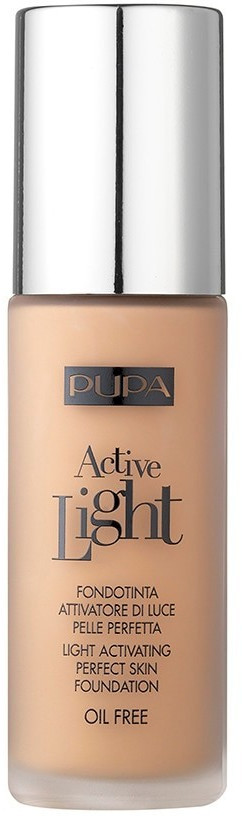 Image of Pupa Active Light (30 ml) 009 Porcelaine