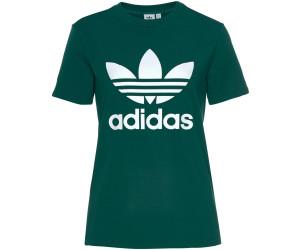 Adidas Originals Trefoil T Shirt Damen noble green (ED7496