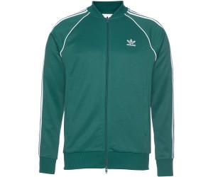 adidas Originals Sst Windbreaker Jacke für Herren Grün
