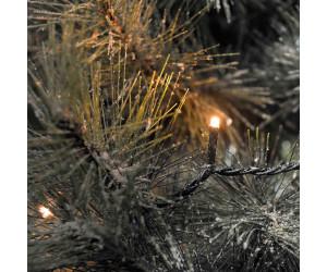 Konstsmide Mikro-Lichterkette 80 LEDs bernstein