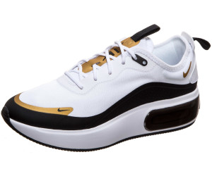 Nike Air Max Dia white black metallic gold pure