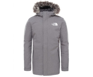 Zaneck North Jacket Heather The Men's Medium Grey Tnf Face OkuPiXZ
