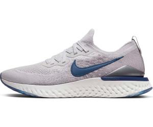 Nike Epic React Flyknit 2 Herren Laufschuh vast greycoastal blue atmosphere grey BQ8928 015