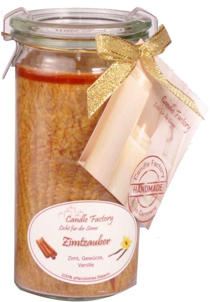 Candle Factory Zimtzauber Mini Jumbo 150g