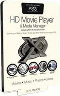 Xploder PS3 HD Movie Player