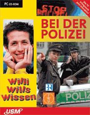 USM Junior Willi wills wissen - Bei der Polizei...