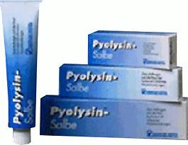 Pyolysin Salbe (50 g)