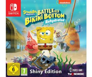 Spongebob SquarePants: Battle for Bikini Bottom - Rehydrated ...