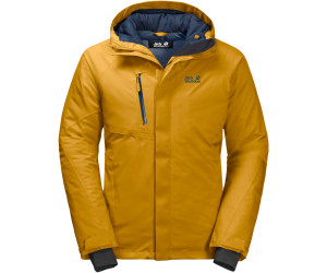 Jack Wolfskin Troposphere Jacket M golden yellow ab € 147,96