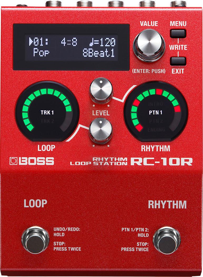Boss RC-10R Rhythm Loop Station au meilleur prix sur idealo.fr