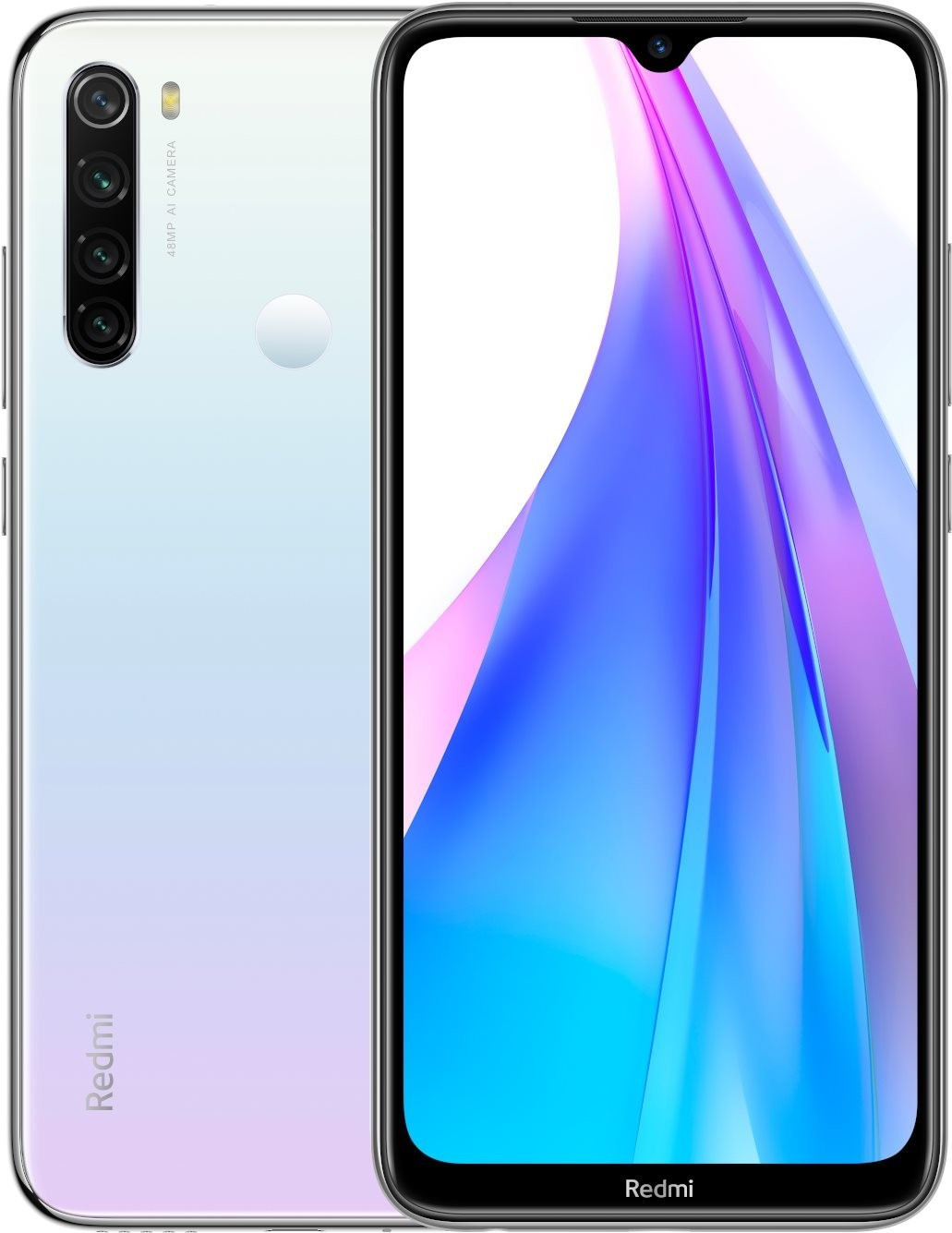 Image of Xiaomi Redmi Note 8T 32GB Moonlight White