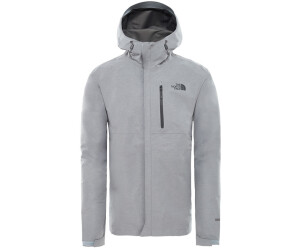 The North Face Dryzzle Jacket Men tnf medium grey heather ab