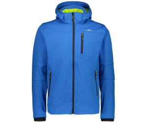 CMP Zip Hood Giacca outdoor per Uomo Blu
