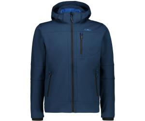 CMP Men Softshell Jacket Zip Hood (3A01787) inchiostro ab 37