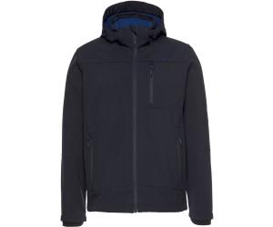 CMP Men Softshell Jacket Zip Hood (3A01787) bluemarine ab